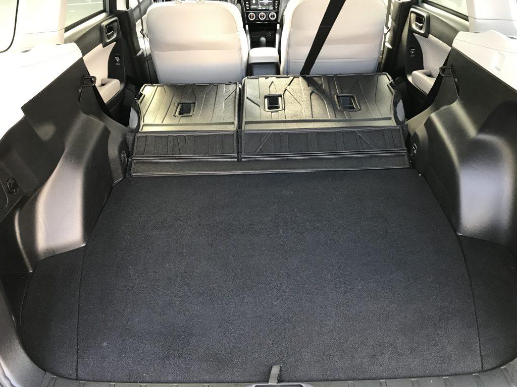 Autoprofix. Subaru Forester. Багажник без спинок заднего ряда