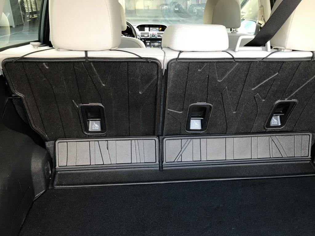 Autoprofix. Subaru Forester. Багажник со спинками заднего ряда