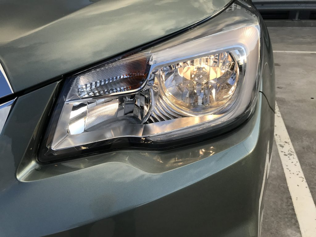 Autoprofix. Subaru Forester. Левая фара.