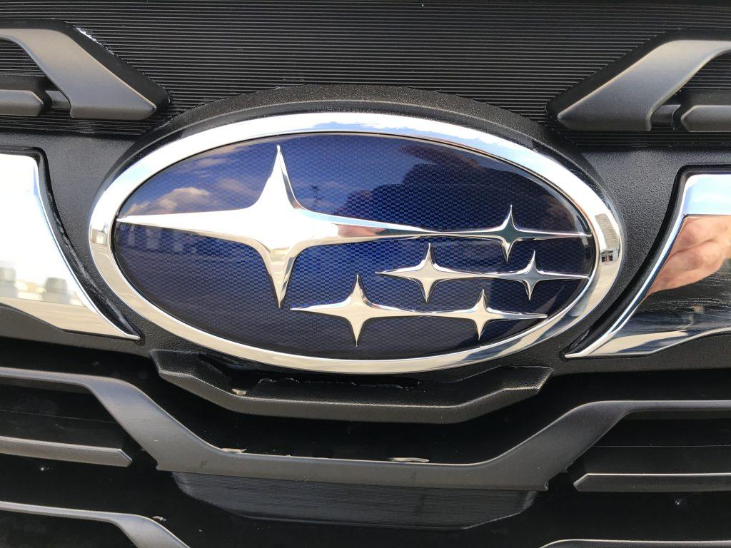 Autoprofix. Subaru Forester. Лого.