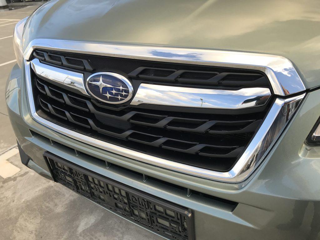 Autoprofix. Subaru Forester. Решетка.