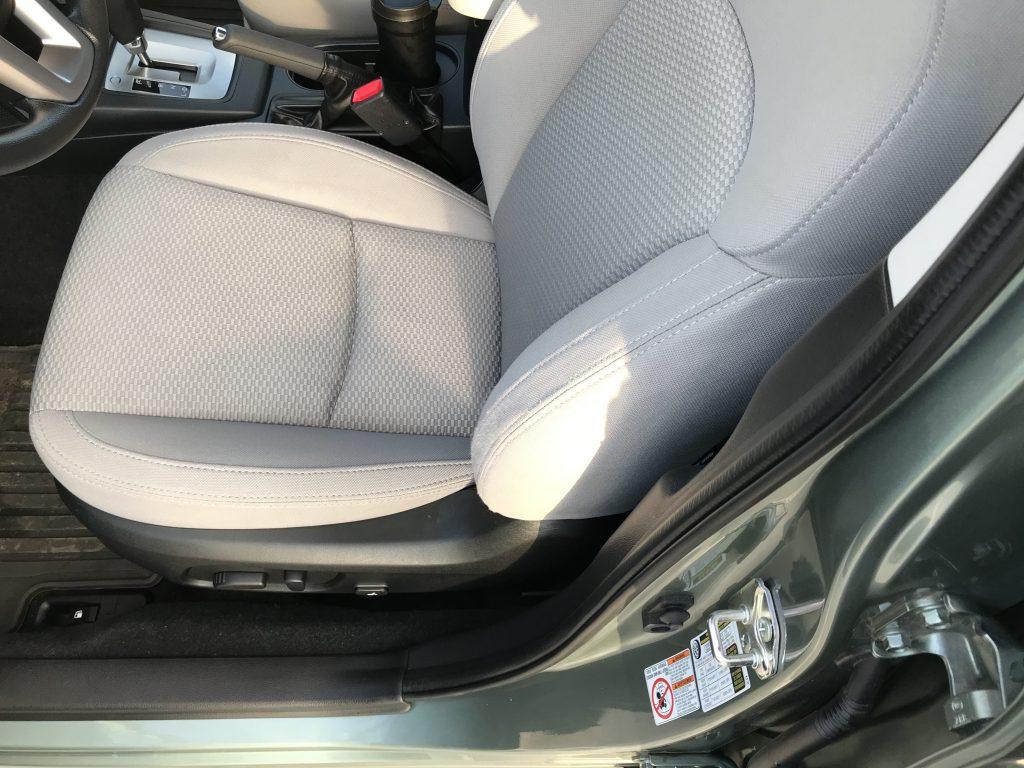 Autoprofix. Subaru Forester. Водительское кресло.
