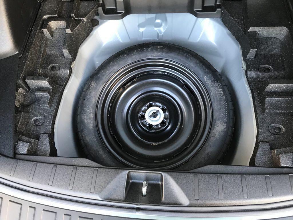 Autoprofix. Subaru Forester. Запасное колесо.