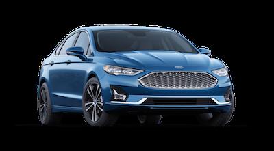 Autoprofix. Ford Fusion Titanium