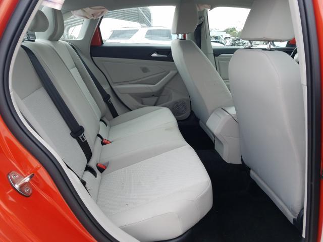 Autoprofix 2019 VOLKSWAGEN JETTA S задний ряд сидений